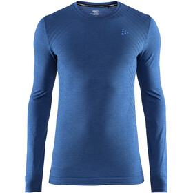 Craft Fuseknit Comfort Round-Neck LS Shirt Men imperial